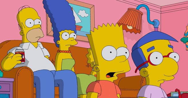 Simpsons-DVD's